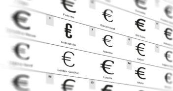 Euro & Fonts