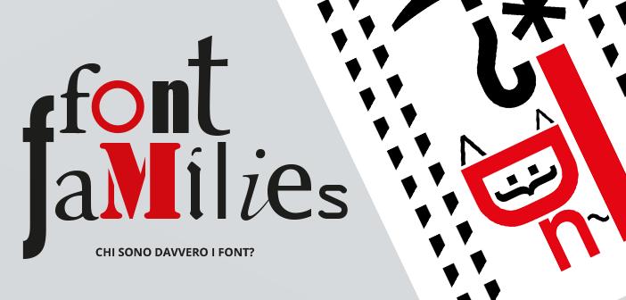 Chi sono davvero i font?
