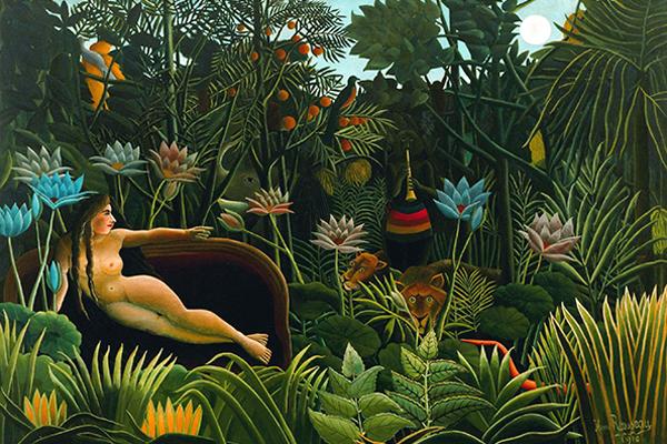 Il Sogno Henri Rousseau
