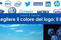 Scegliere il colore del logo: il blu