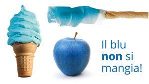 il blu non si mangia - Dangeloweb