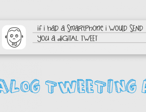 ATA – Analog Tweeting App