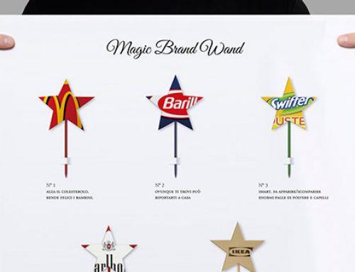 Costruirsi una bacchetta magica ovvero la magia dei brand
