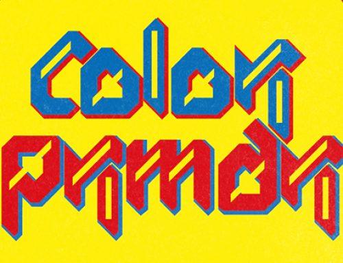 La triade dei colori primari
