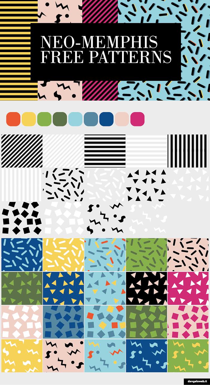 Free patterns neo-memphis dangeloweb.it