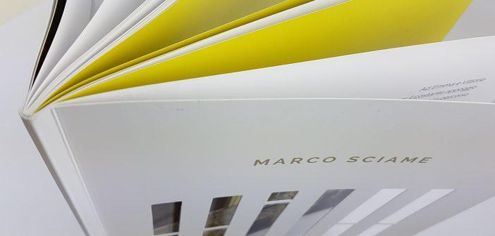 Catalogo d'arte per l'artista Marco Sciame