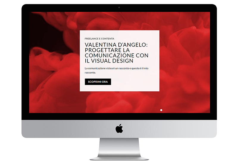 Restyling sito web - dangeloweb.it