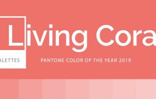 Living Coral Pantone dell'anno 2019