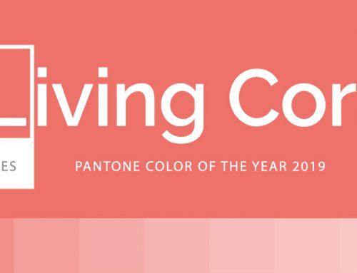 Living Coral è il colore dell'anno proposto da Pantone per il 2019