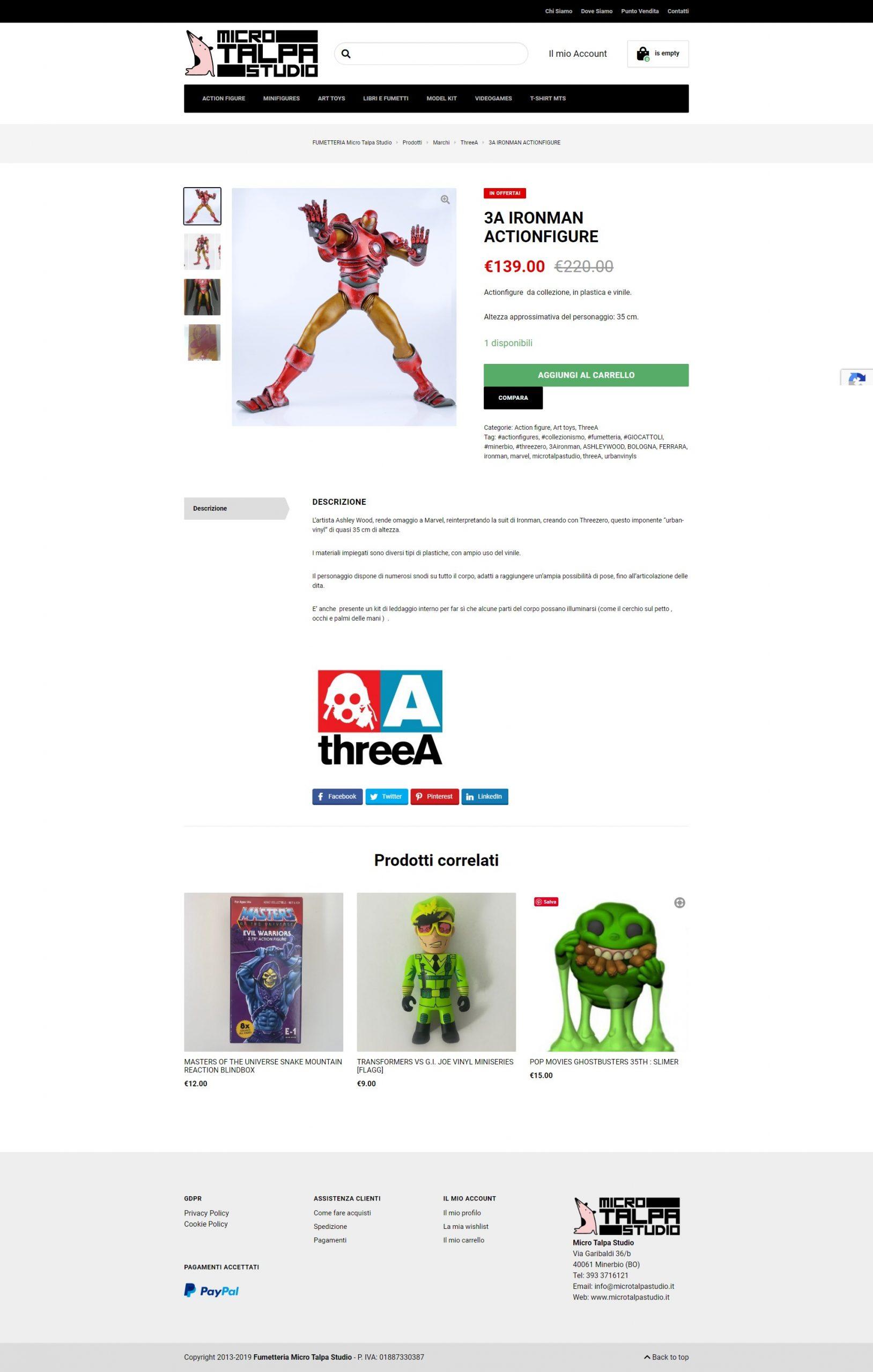 www.microtalpastudio.it prodotto